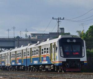 Kereta Api Binjai Medan
