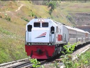 Rute Kereta Api Kutojaya Selatan