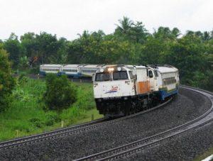 Rute Kereta Api Lodaya Pagi