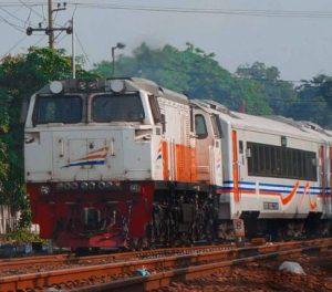 Rute Kereta Api Mutiara Selatan