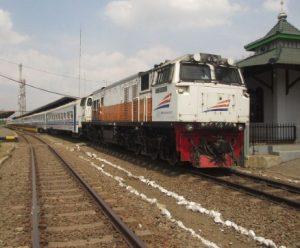 Rute kereta api Jayabaya terbaru