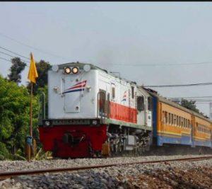 Rute kereta api Kahuripan