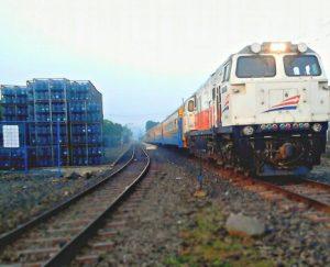 Rute kereta api Siliwangi