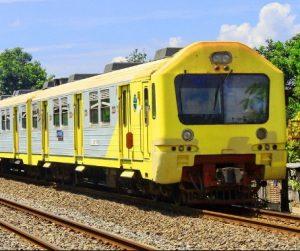 Rute Keberangkatan Kereta Api Prambanan Express