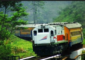 Kereta Api Serayu Malam Terbaru