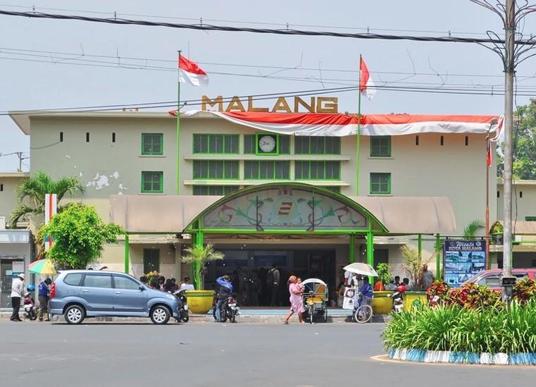 Stasiun KA Malang
