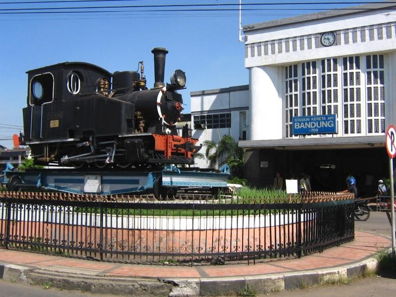 Stasiun Kereta Api Bandung