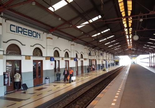 Jadwal KA Stasiun Cirebon