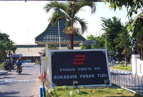 Jadwal KA Stasiun Pasar Turi