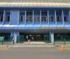 KRL di Stasiun Juanda