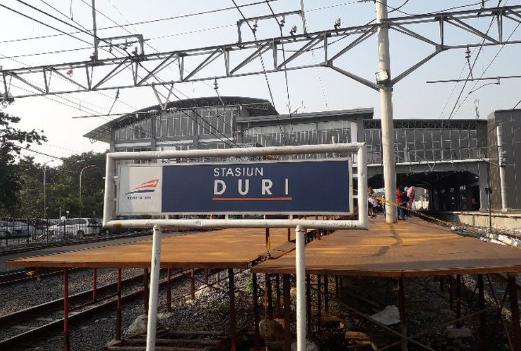 Stasiun Duri Jakarta Barat
