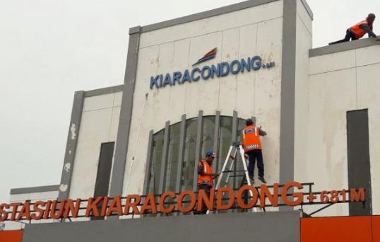Stasiun Kiaracondong Bandung