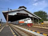 Jadwal KA di Stasiun Purwosari Solo