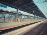 Kereta Api Stasiun Bekasi