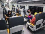 Kereta KRL Bandara Soetta