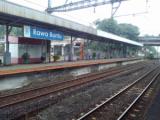 Layanan di Stasiun Rawa Buntu