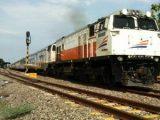 Rute kereta api Harina