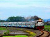 Rute kereta api Majapahit