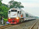 Rute kereta api Menoreh